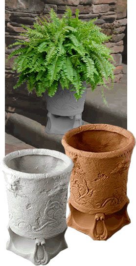 Ridley Canada outdoor planter speakers